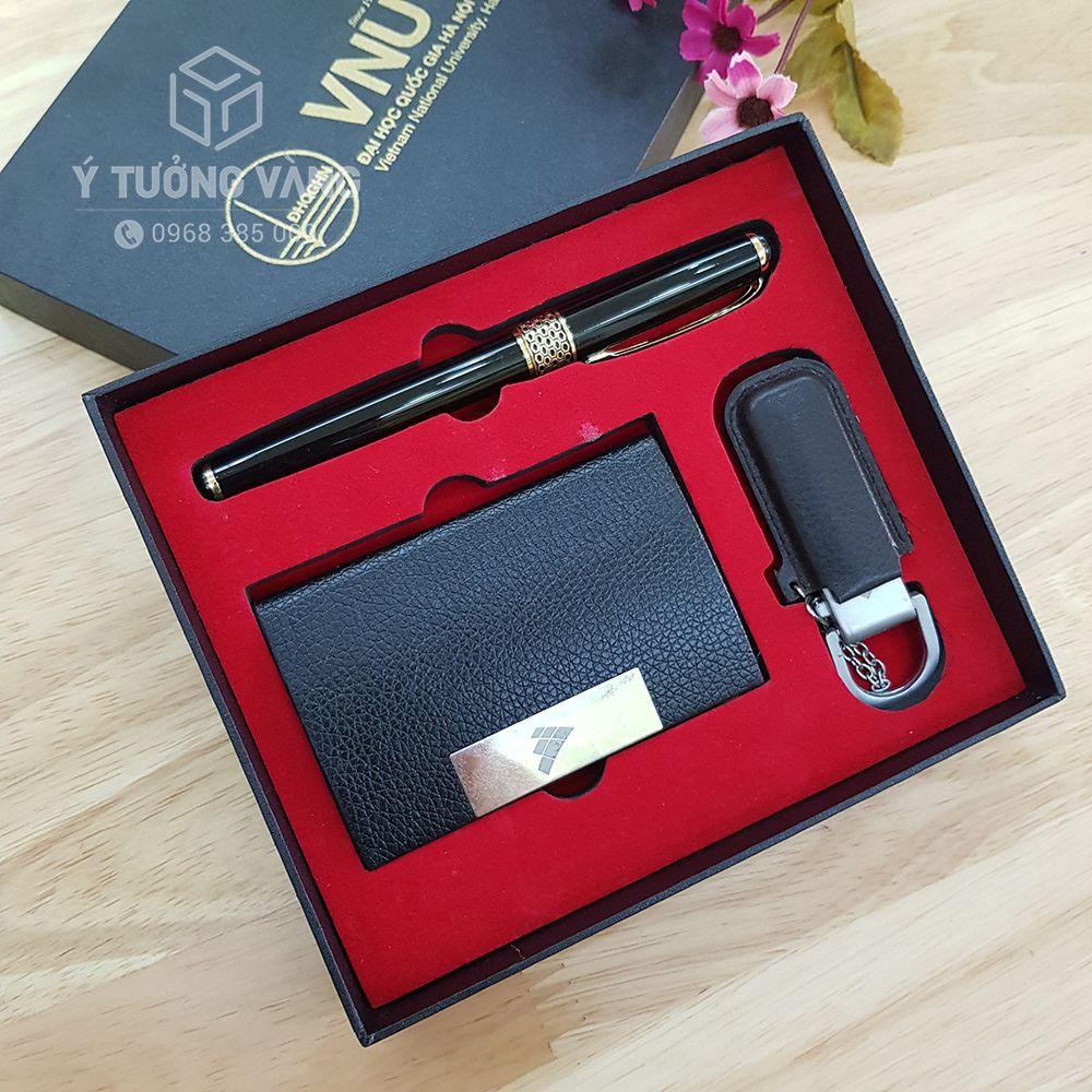 Bộ Giftser quà tặng 29 món quà ý nghĩa cho doanh nhân